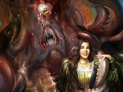 Lamentations of the Flame Princess image