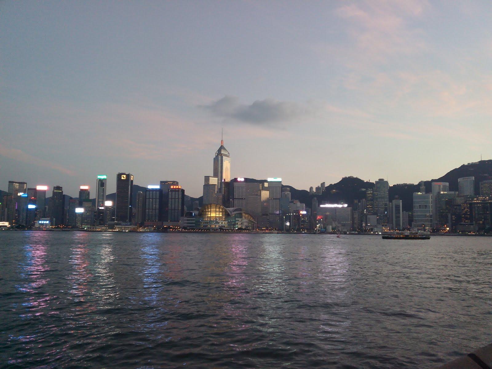 HONG KONG - Okt 2016