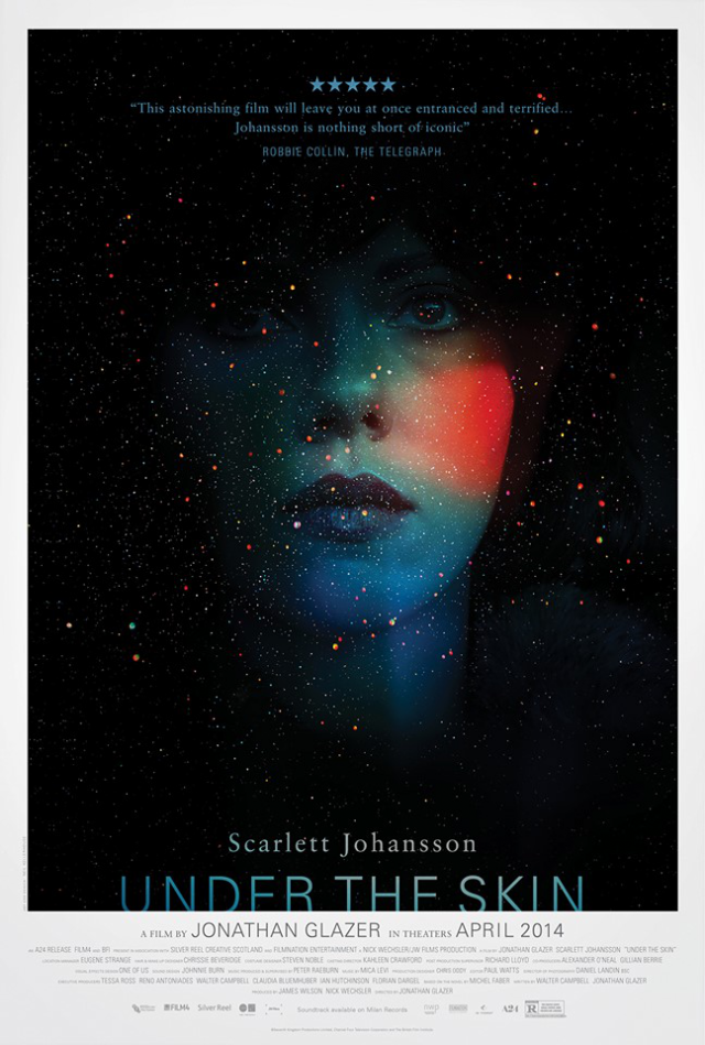 La película Under the Skin