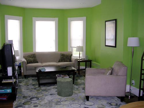 Interior House Color Designs