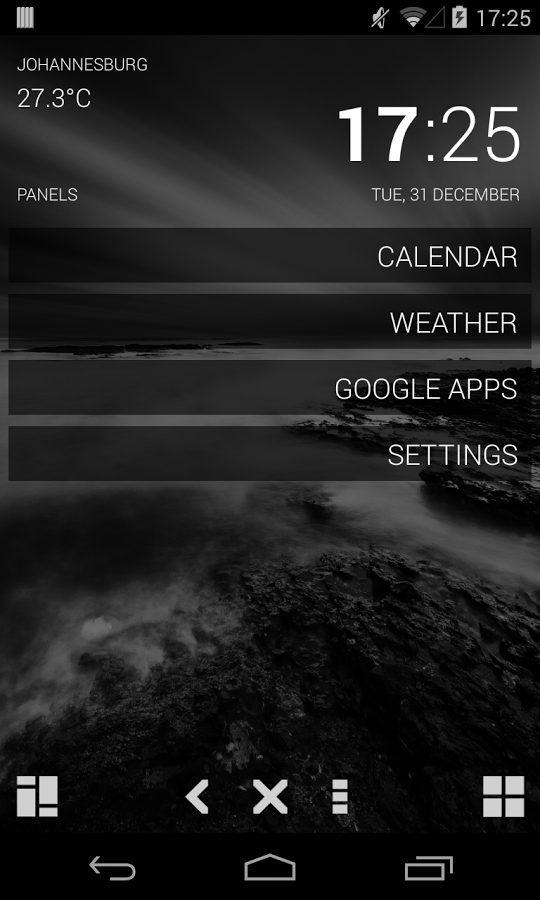 slicksky-clean-and-fast-android-launcher