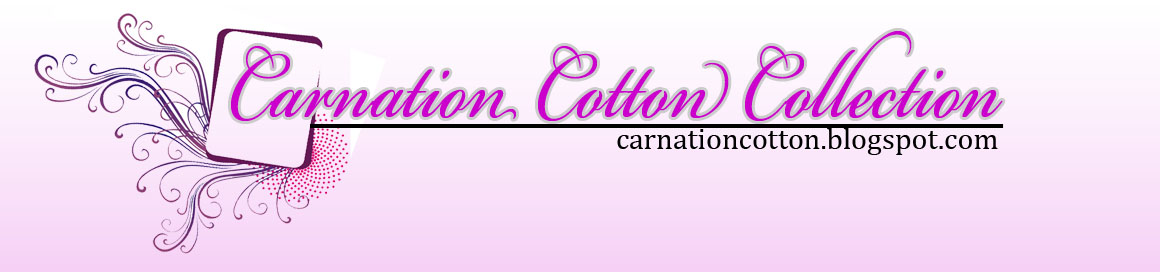 Carnation Cotton Collection