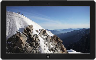 Windows 8 İmkansızın Peşinde Teması