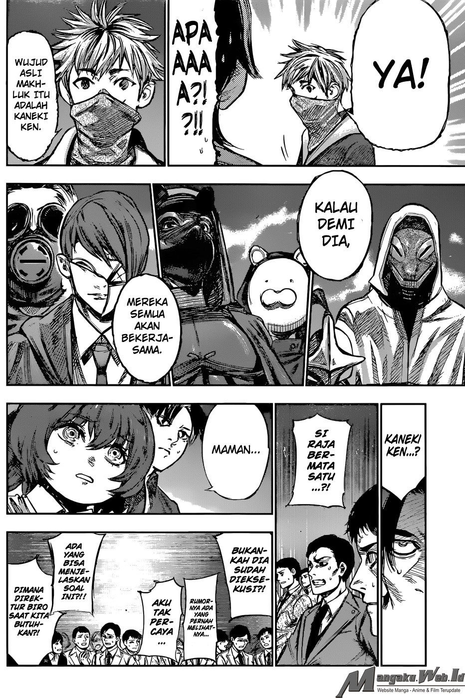Tokyo Ghoul:re Chapter 150-8