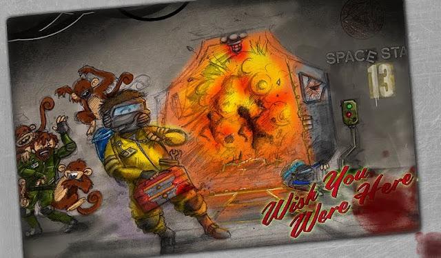 неММО: Space Station 13