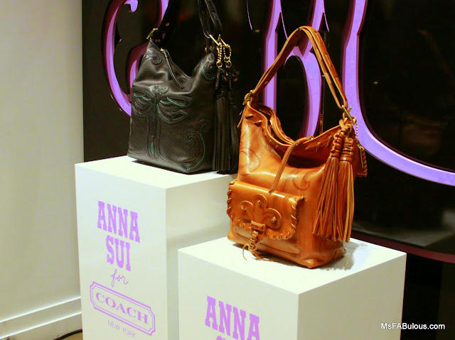 anna sui coach bag