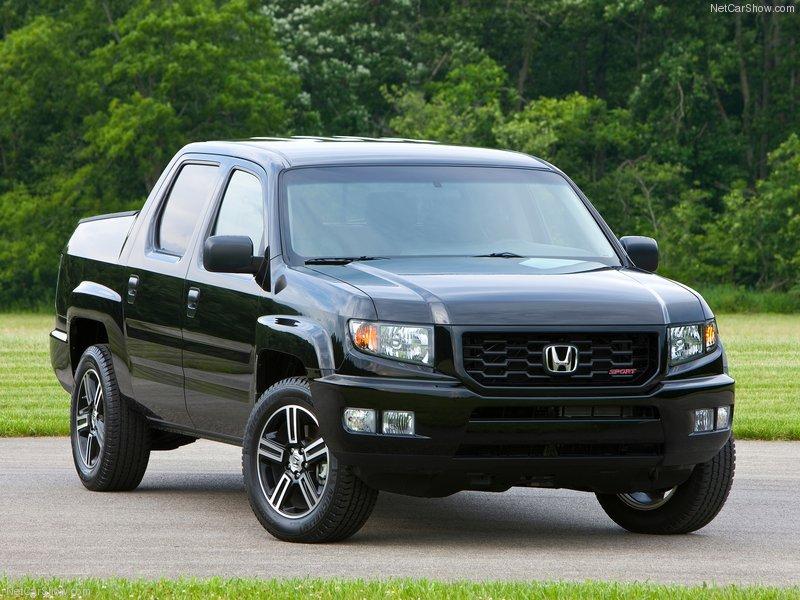 Gambar Honda Ridgeline Sport 2012