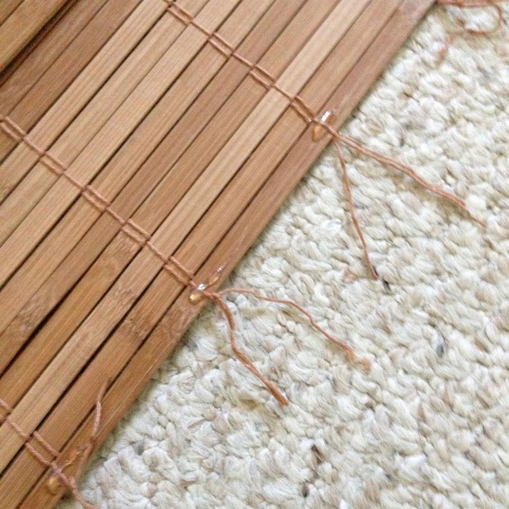 Craftivity Designs Faux Bamboo Blinds A Semi Diy
