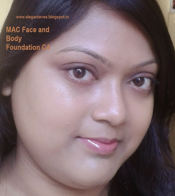 MAC Face and Body Foundation in shade C4