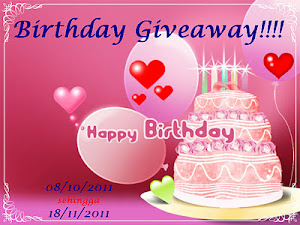BIRTHDAY GIVEAWAY!!!!