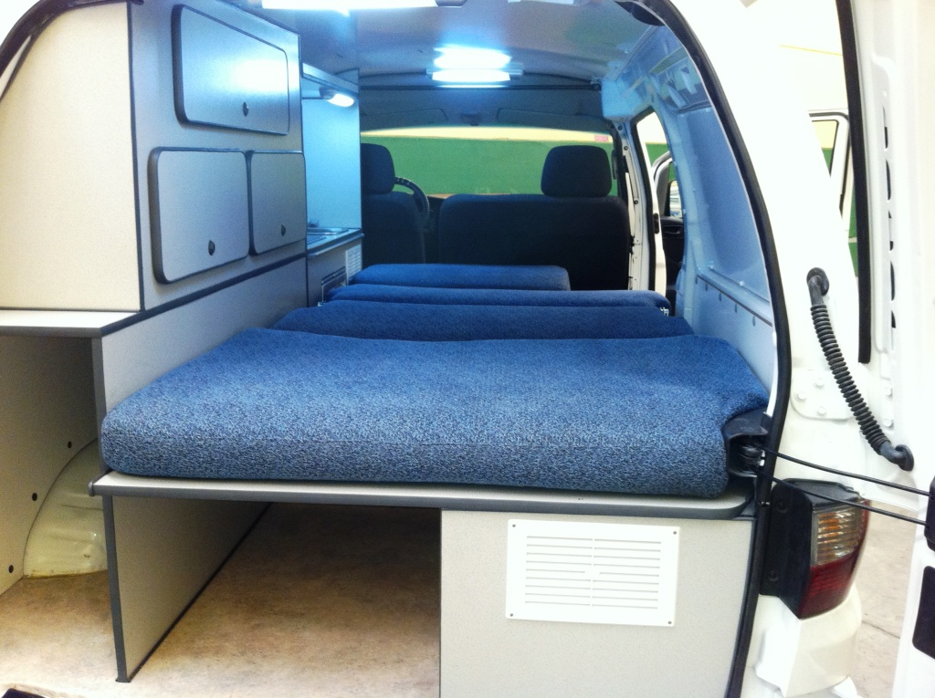 comercial caravaning. Black Bedroom Furniture Sets. Home Design Ideas