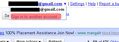 Login Several Gmail Id At Same Time On Same Browser 2