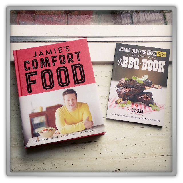 Reason for my beauty absence NEW PASSION Jamie oliver comfort food cook book dj bbq book foodtube 7