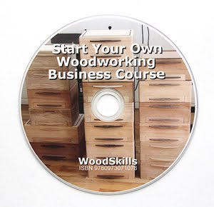 Start Your Own Woodworking Business Course