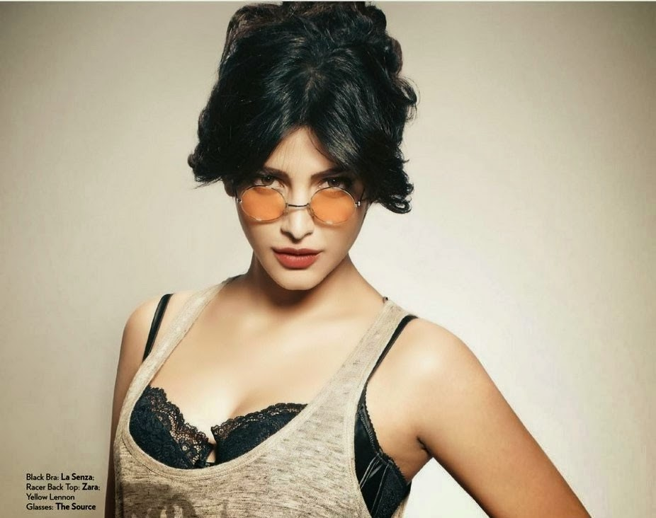 Shruti Hassan Sizzling Hot Stills For FHM Magazine