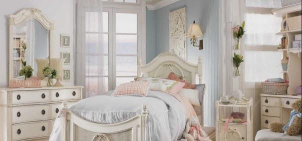 shabby chic bedroom ideas for teenage girls