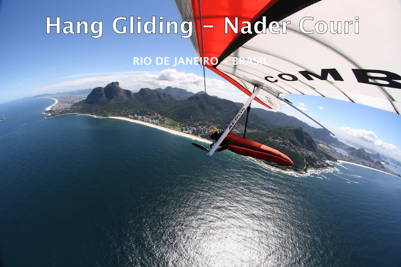 Hang Gliding - Nader Couri - Voo Livre