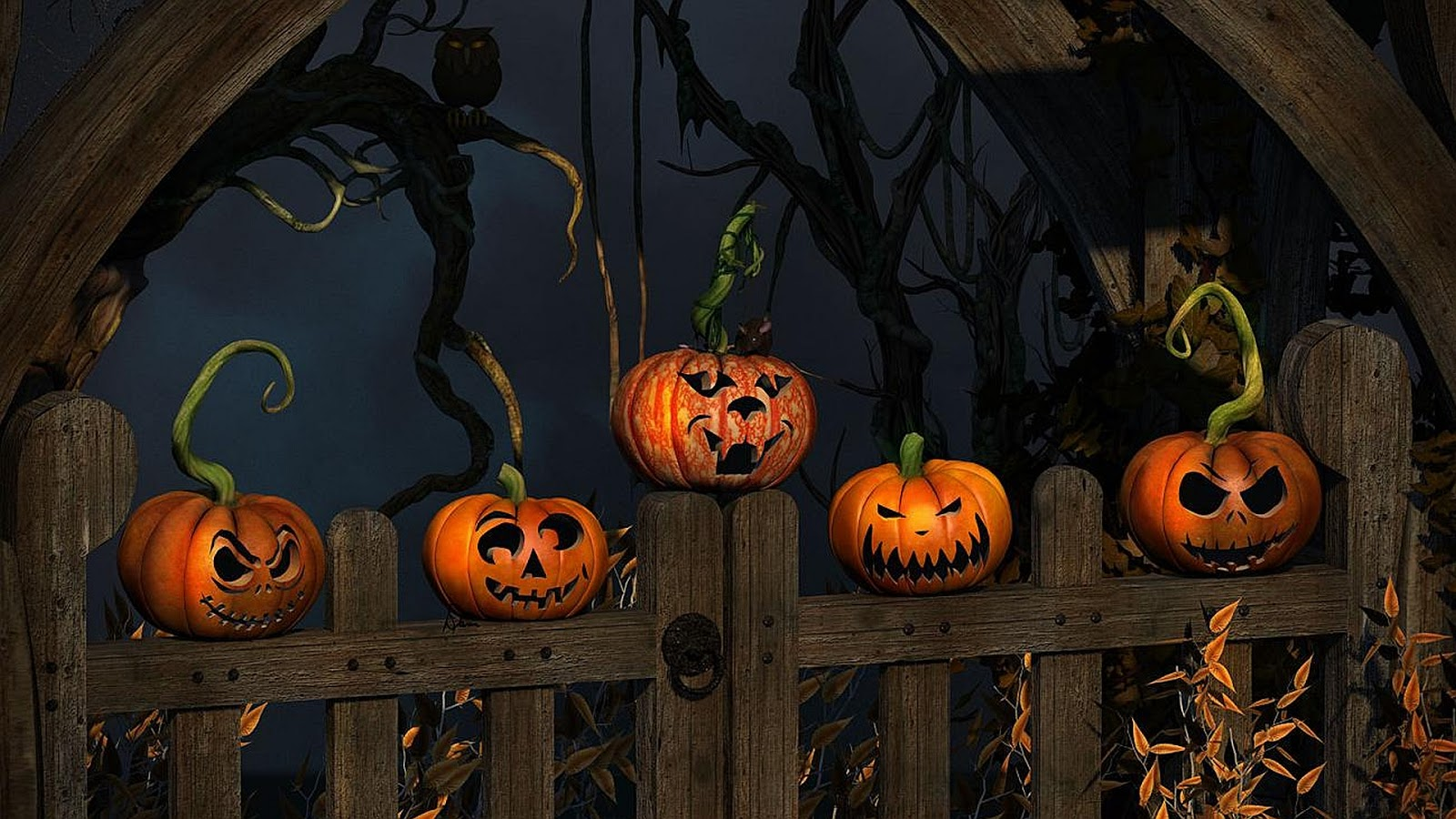 45 Spooky and Fun Halloween Wallpapers  lifewirecom