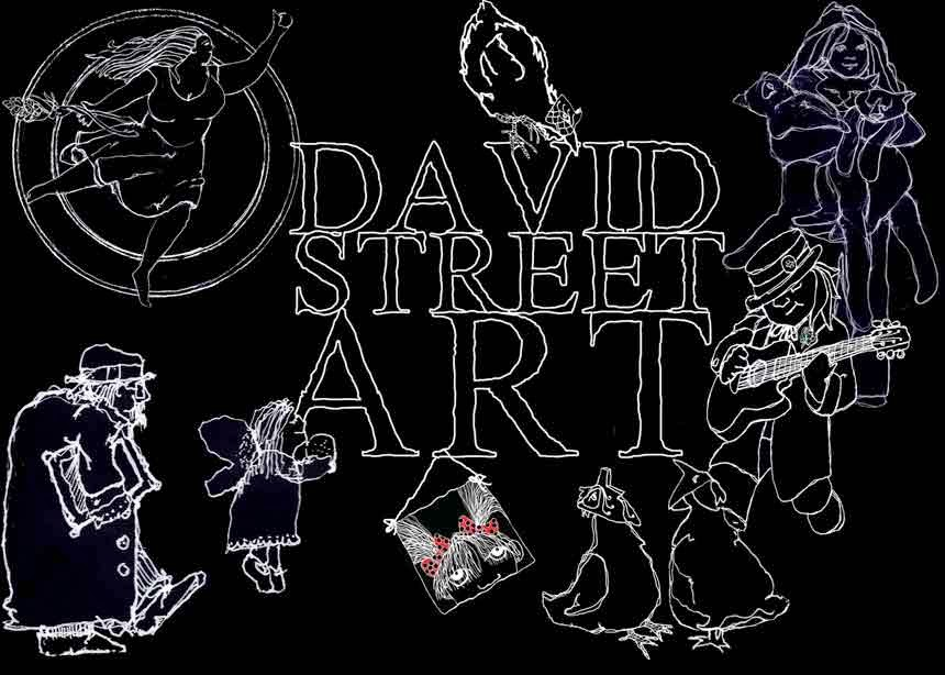 David Street Art