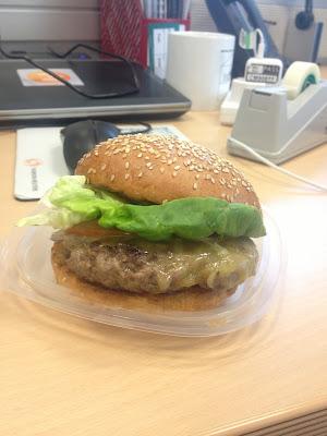 Goodman Cheeseburger - Canary Wharf
