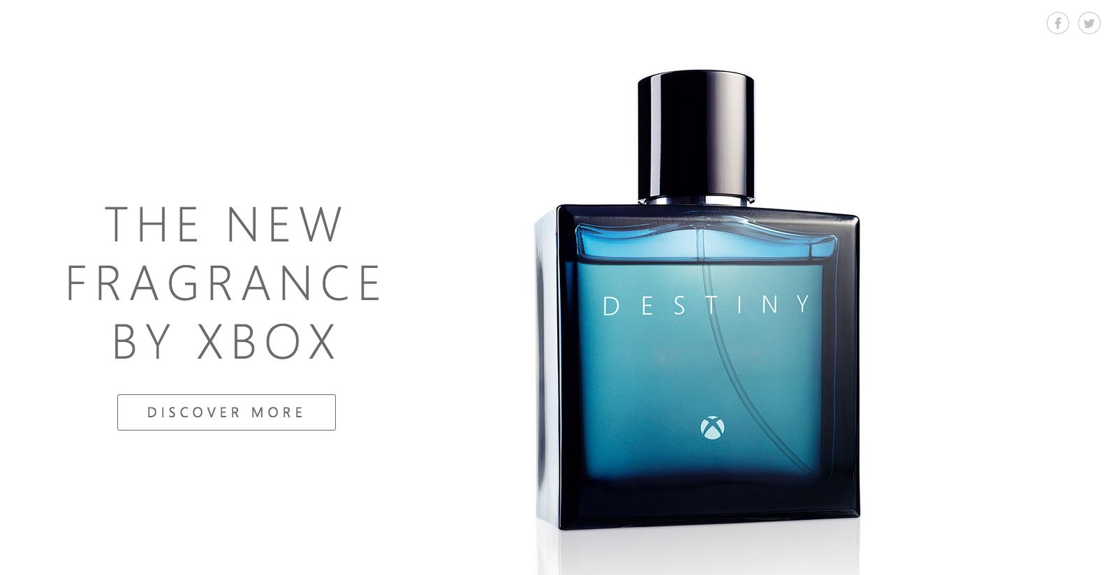 fragrância destiny