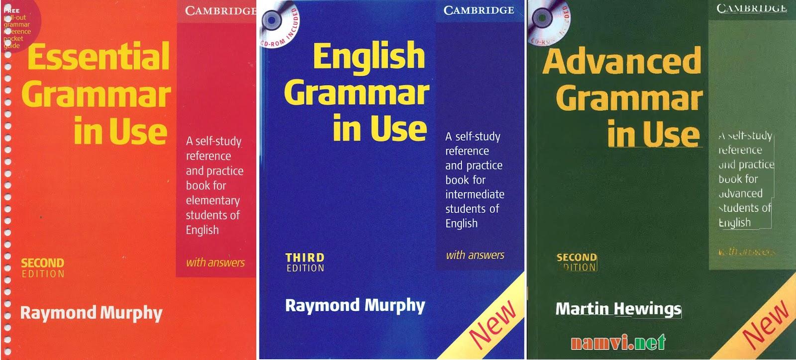 english grammar in use advanced