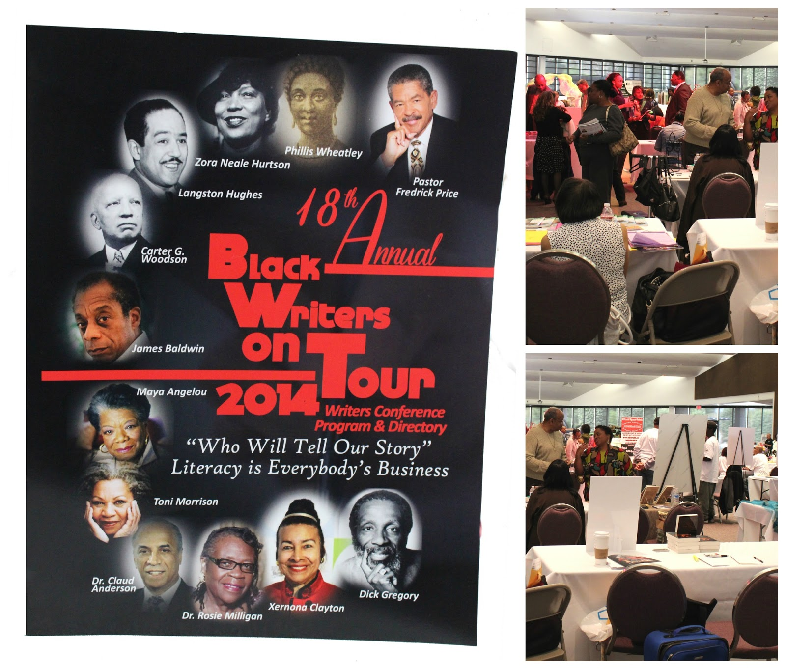 18th Annual Black Writers on Tour Conference