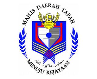 Jawatan Kosong Di Majlis Daerah Tapah MDT