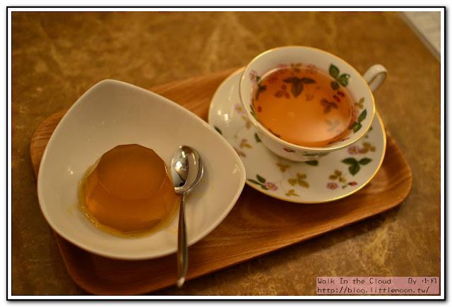 花茶、茶凍