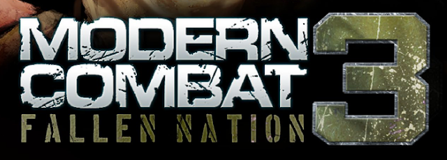 Modern Combat 3 HD E Hvga 480x320  Apk   Sd Files Data Download Full