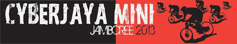 MINI JAMBOREE CYBERJAYA 2013