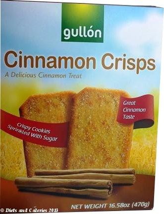 Gullon Sugar Free Chocolate Chip Cookies Vegan