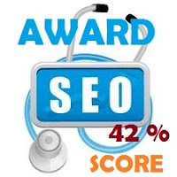 samsury seo score 42%