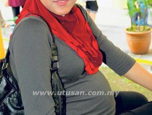KANTOI SUDAH Artis Wanita Hamil Dicekup Bersekedudukan
