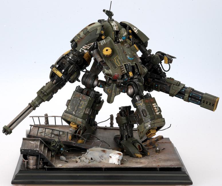 Warhammer 40K Tau