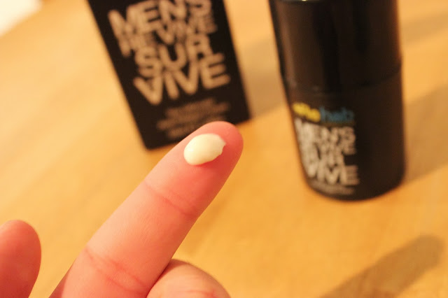 Rehab London, Blog, Male Beauty, Face Cream