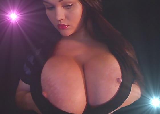 Miss voluptuis webcam