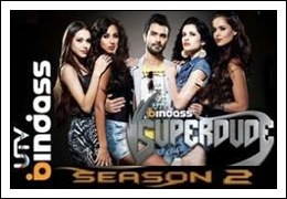 (19th-Jan-13) Bindass Superdude (Season - 2)