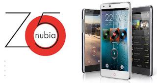 Harga ZTE Nubia Z5S, Smartphone 4G LTE Unggulan