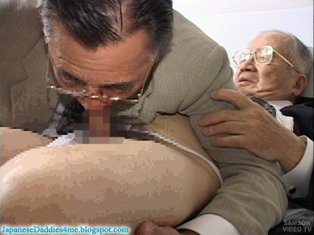 gay-daddies: old Japanese daddies so sexy, super sexy, samson