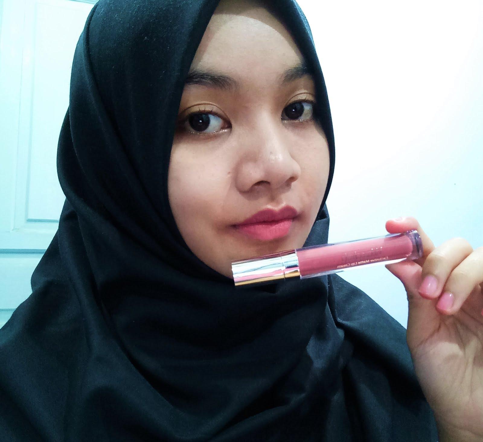 Review Lip Cream Wardah Vs Emina Make Over Scenes From The Matte Lipstik Lipcream 03 Mauvelous Exclusive 09 Mauve On
