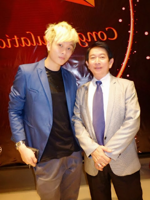 Alamak Henry Thia 程旭辉 & Ray Tan 陳學沿 (raytansy)