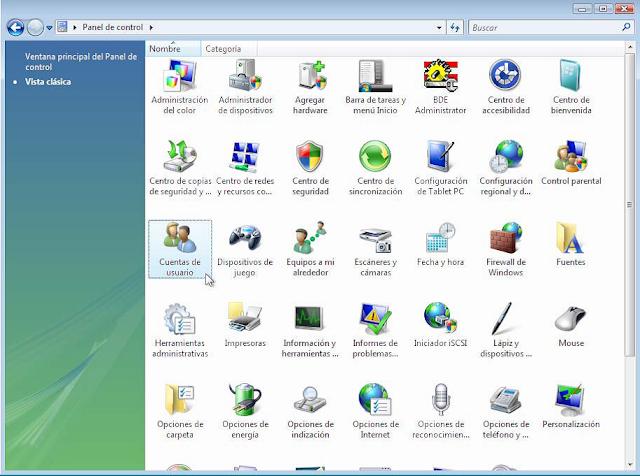 Opus Planet 002 Configuracion de Cuentas de Usuario