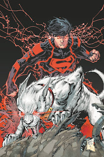 Krypto in Superboy #21 from DC Comics