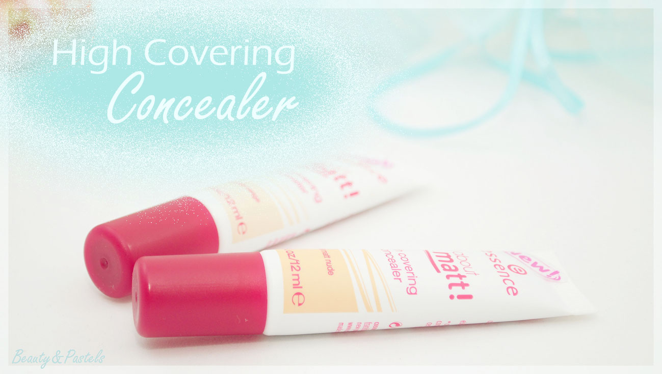 all about matt! high covering concealer
