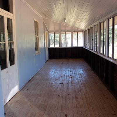 eight acres: removing asbestos