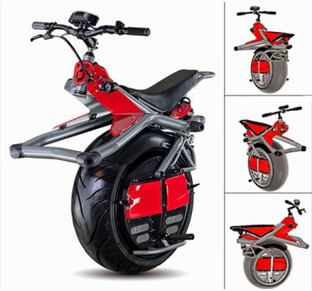Ryno Electric Unicycle