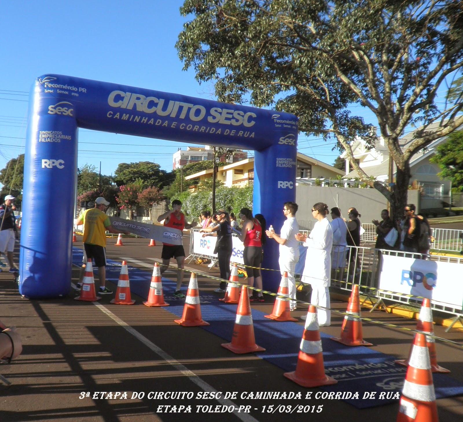 Circuito Sesc De Corridas Etapa Pelotas : Correndo corridas corrida nº ª etapa do circuito