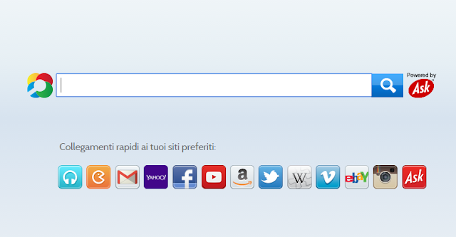 Come rimuovere dts.search.ask.com da pagina iniziale Google Chrome, Mozilla Firefox e Internet Explorer
