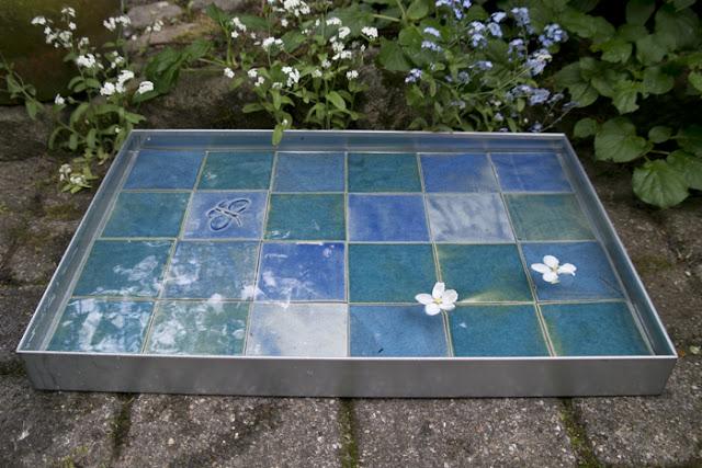 My loving home and garden: spejlbassin i haven